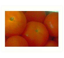Tomatoes! Tamatoes! Art Print