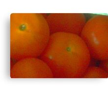 Tomatoes! Tamatoes! Canvas Print