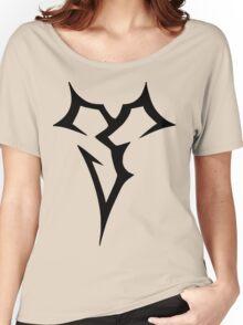 Zanarkand Abes_black Women's Relaxed Fit T-Shirt