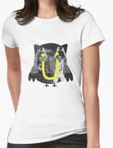 Jack U Skrillex ft. Diplo Womens Fitted T-Shirt