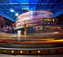 Car Chase by Lamar Francois