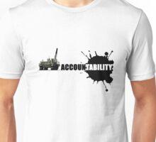 ACCOUNTABILITY (Big Oil) Unisex T-Shirt