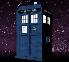 The Tardis' Secret by synaptyx