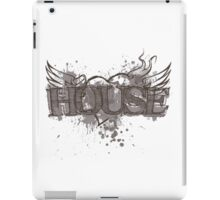 House Heart iPad Case/Skin