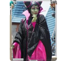Maleficent DAWM iPad Case/Skin