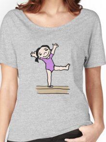 Gymnastics Girl Women's Relaxed Fit T-Shirt