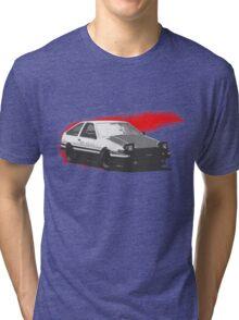 RedSlash AE86  Tri-blend T-Shirt