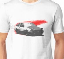 RedSlash AE86  Unisex T-Shirt