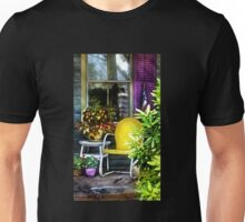 The yellow chair Unisex T-Shirt