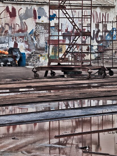 Wet dry-dock by awefaul