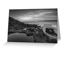 At the Point Greeting Card