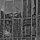Paris, Les halles #1 by EblePhilippe