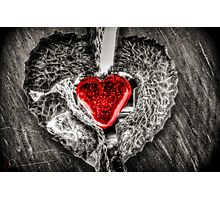 Heart of Rememberance Photographic Print