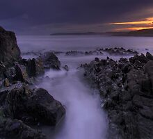 Ballycroneen Sunset II by Robert Karreman