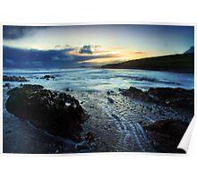 Ballycroneen Sunset I Poster
