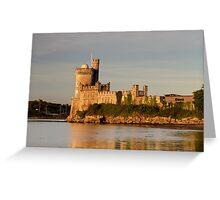 Blackrock Castle Greeting Card