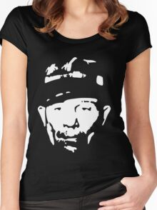 Ed Gein Women's Fitted Scoop T-Shirt
