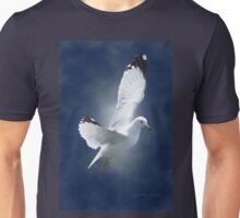 White Gull Unisex T-Shirt