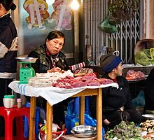 Ha Noi: Fresh Meat by Kasia-D