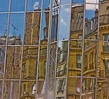 Paris, Les halles #3 by EblePhilippe