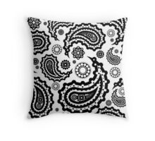 Paisley (Classic) Throw Pillow