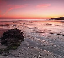 Inch Beach by Robert Karreman