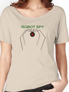 The Robot Spy from Jonny Quest Women's Relaxed Fit T-Shirt