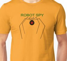 The Robot Spy from Jonny Quest Unisex T-Shirt