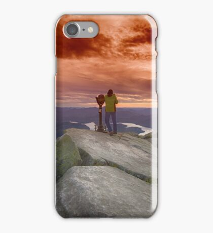 Photographer photographed iPhone Case/Skin