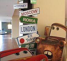 Signpost for Kids by Lunaria