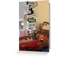 Signpost for Kids Greeting Card