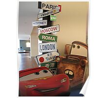 Signpost for Kids Poster