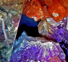 Crystal Secrets by Lynda Lehmann