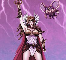 She-Ra, Princess of Power by Crusader