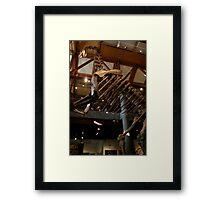 Random Jobaria Framed Print