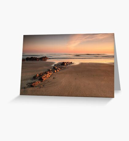 Looking to Sea Greeting Card