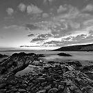 Nightfall at Guileen by Robert Karreman