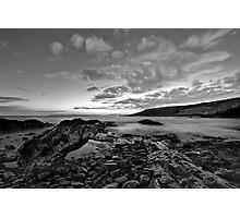 Nightfall at Guileen Photographic Print