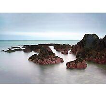 On the Rocks II Photographic Print
