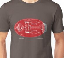 Proto Buster Schematic Shirt Unisex T-Shirt