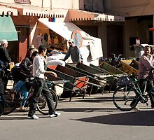 Down town Marrakech by DuanesMind