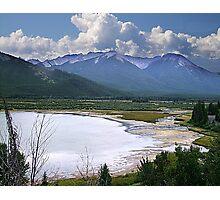 Sundance Range, Banff Photographic Print