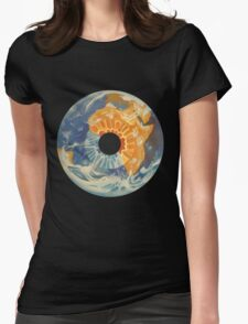 A World of Perceptions Womens Fitted T-Shirt
