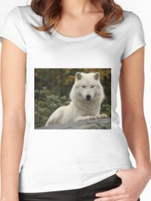 Prince of the forest Women's Fitted Scoop T-Shirt