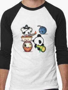 Mikoto 4th Birthday Men's Baseball ¾ T-Shirt