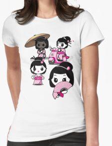 Mikoto 4th Birthday Geishas T-Shirt