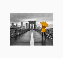 Tourist on Brooklyn bridge T-Shirt