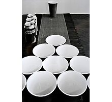 Beer Pong at Best Photographic Print