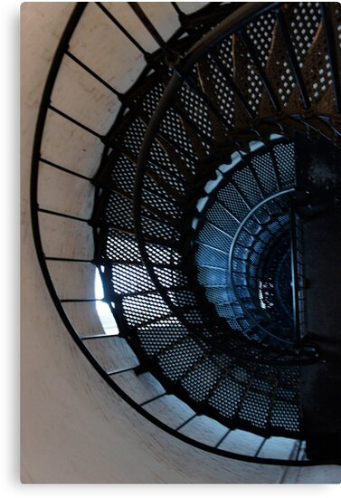219 Steps to the Top by Laurie Perry