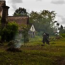 Farmer, Ubud by Chris Westinghouse